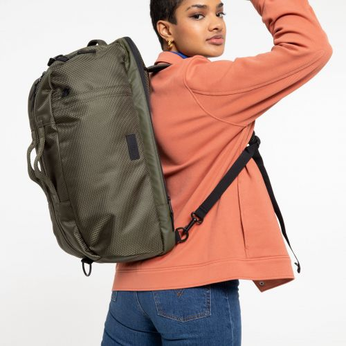 Stand CNNCT Khaki Shoulderbags by Eastpak - view 0