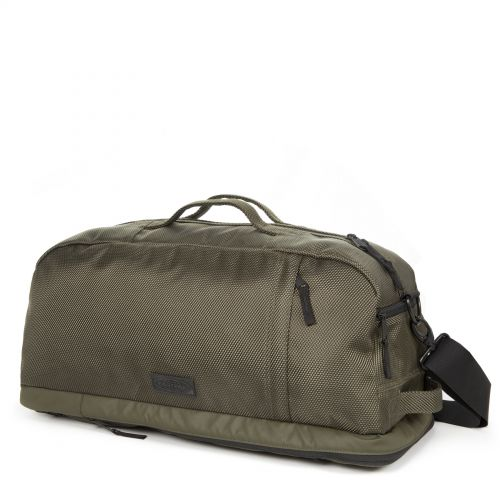 Stand CNNCT Khaki Shoulderbags by Eastpak