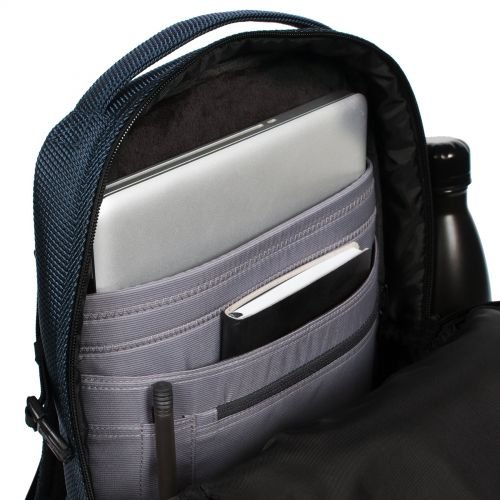Tecum S CNNCT Navy Work by Eastpak