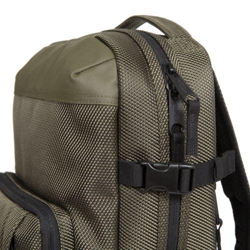 Tecum S Khaki Backpacks by Eastpak