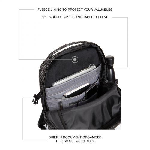 Tecum M Cnnct Melange Backpacks by Eastpak