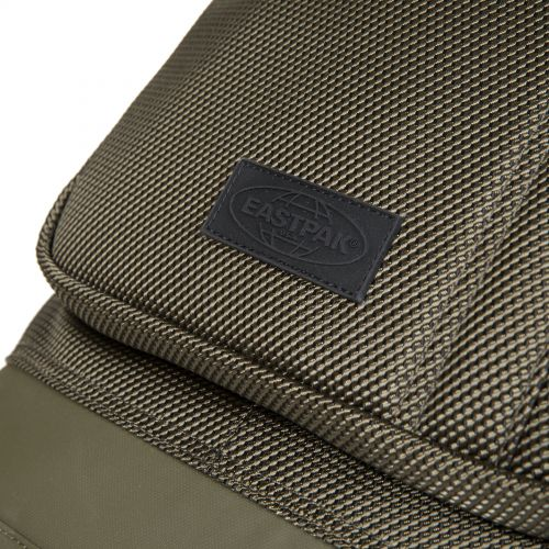 Tecum L Khaki Backpacks by Eastpak