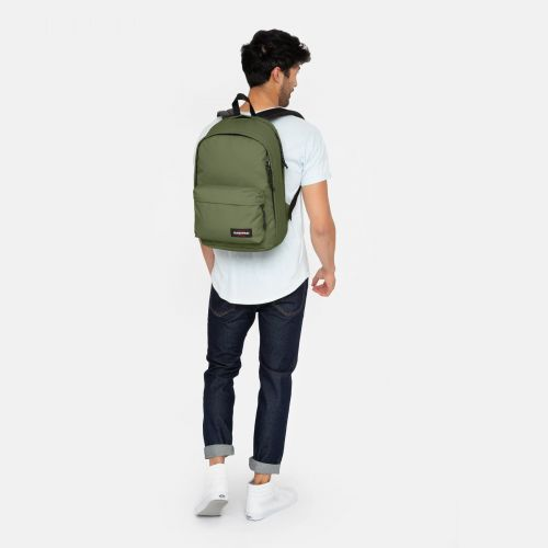 Back To Work Quiet Khaki by Eastpak - view 1