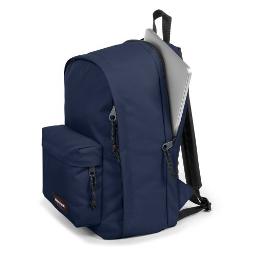 Back To Work Wave Navy Backpacks by Eastpak