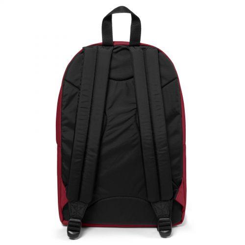Back To Work Deep Burgundy Backpacks by Eastpak