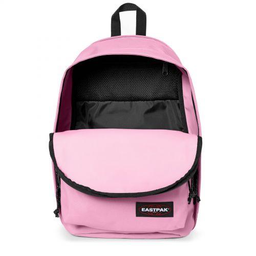 Back To Work Peaceful Pink Backpacks by Eastpak