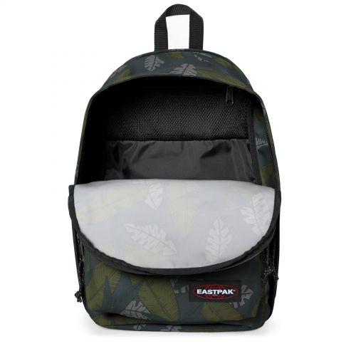 Back To Work Brize Forest Backpacks by Eastpak