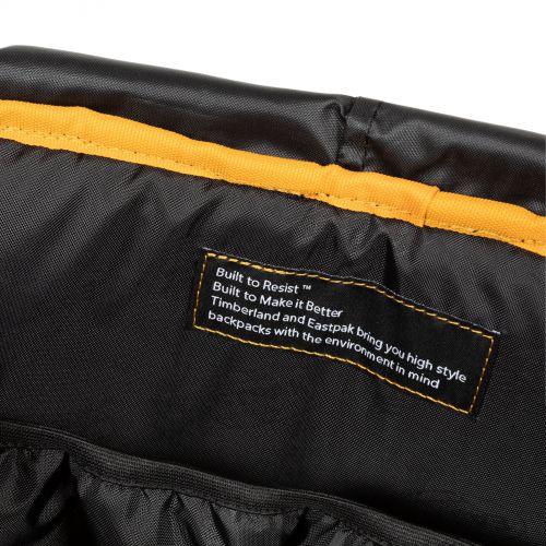 Rowlo TBL Black Backpacks by Eastpak