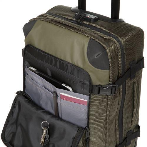 Tranverz CNNCT S Khaki Luggage by Eastpak
