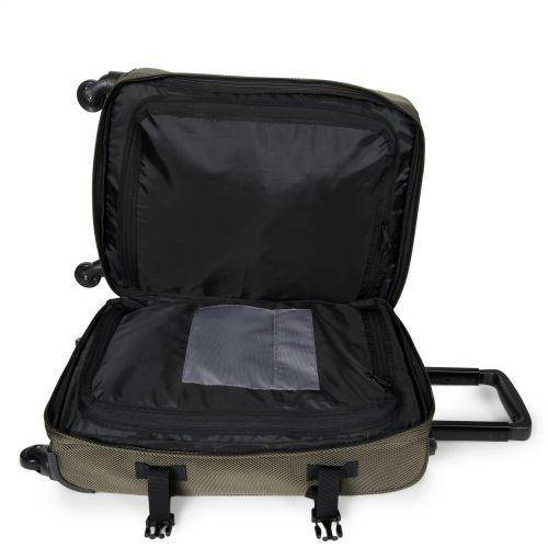 Trans4 CNNCT S Khaki Luggage by Eastpak