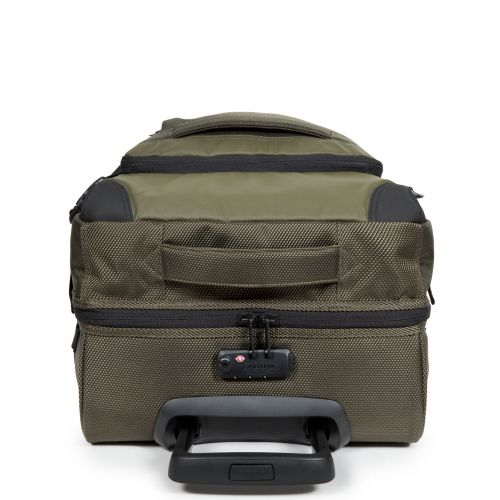 Tranverz CNNCT L Khaki Luggage by Eastpak