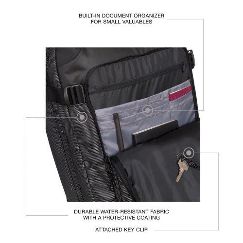 Tranverz Cnnct L Cnnct Melange Luggage by Eastpak