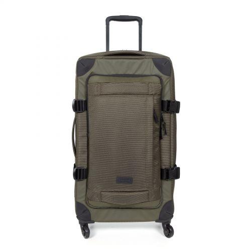 Trans4 CNNCT M Khaki Luggage by Eastpak - view 0
