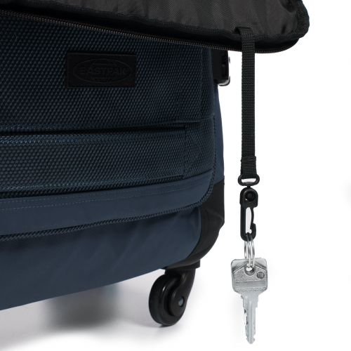 Trans4 CNNCT L Navy Large Suitcases by Eastpak