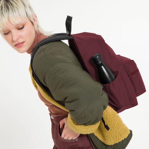 Padded Zippl'r + Crafty Wine Backpacks by Eastpak - view 0
