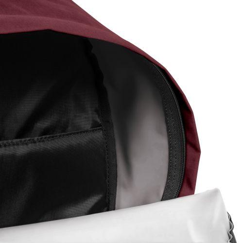 Padded Zippl'r + Crafty Wine Backpacks by Eastpak