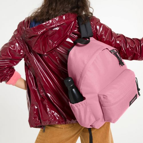 Padded Zippl'r + Crystal Pink Backpacks by Eastpak - view 0