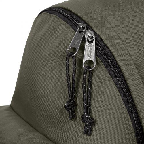 Padded Zippl'r + Cactus Khaki Backpacks by Eastpak