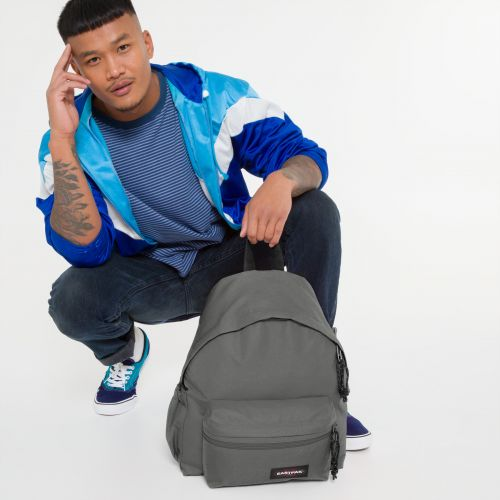 Padded Zippl'r + Sizzling Steel Backpacks by Eastpak - view 0