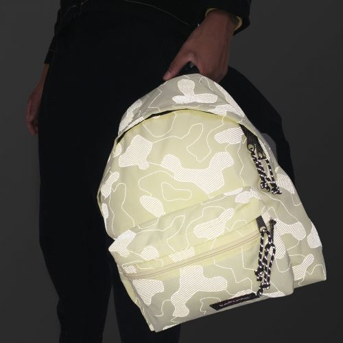 Padded Zippl'r + Reflective Camo Icy Backpacks by Eastpak - view 0