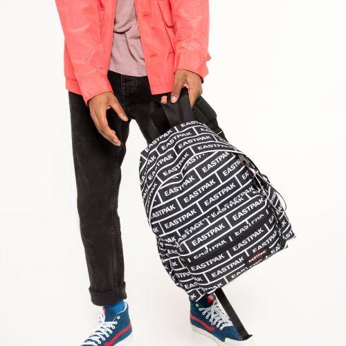 Padded Zippl'r + Bold Branded Backpacks by Eastpak