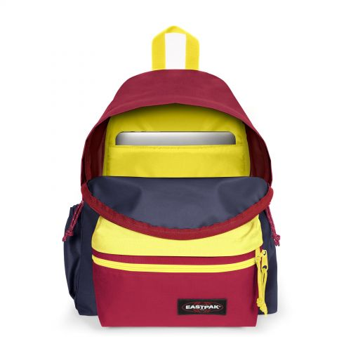 Padded Zippl'R + Color Blocked Midnight Default Category by Eastpak
