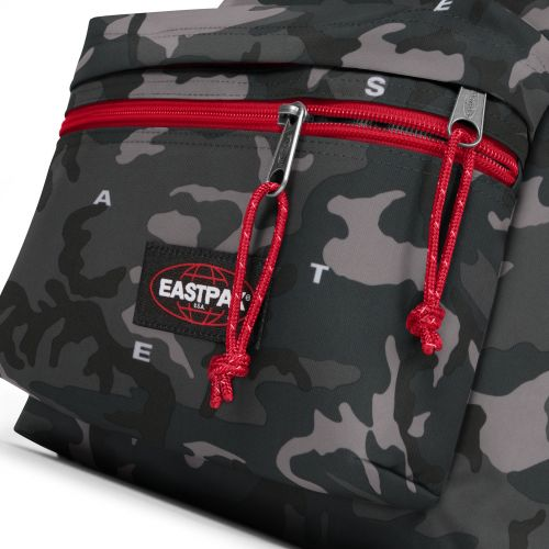 Padded Zippl'R + On Top Red Default Category by Eastpak