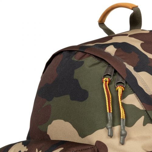 Padded Zippl'R + TBL Camo Backpacks by Eastpak