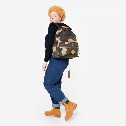 Padded Zippl'R + Timberland Camo Backpacks by Eastpak - view 17
