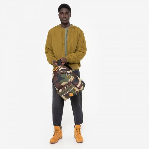 Padded Zippl'R + Timberland Camo Backpacks by Eastpak - view 19