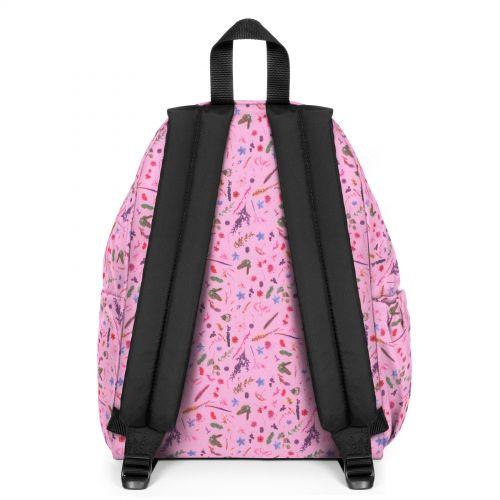 Padded Zippl'R + Herbs Pink Backpacks by Eastpak