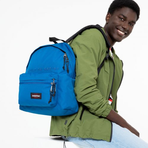 Padded Zippl'R + Mysty Embroider Backpacks by Eastpak