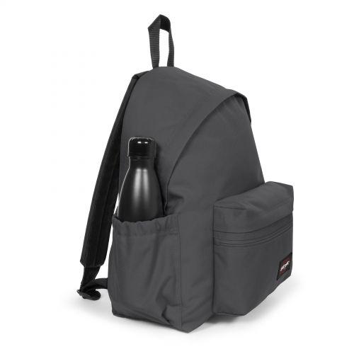 Padded Zippl'R + Iron Grey Backpacks by Eastpak