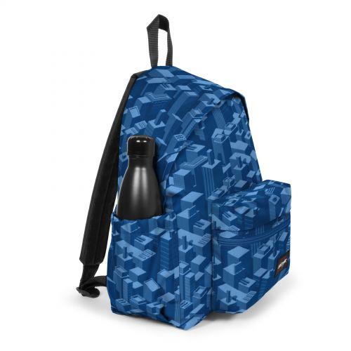 Padded Zippl'R + Pixel Blue Backpacks by Eastpak