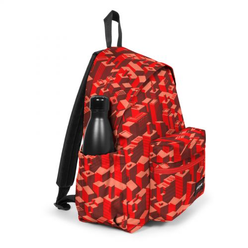 Padded Zippl'R + Pixel Red Backpacks by Eastpak