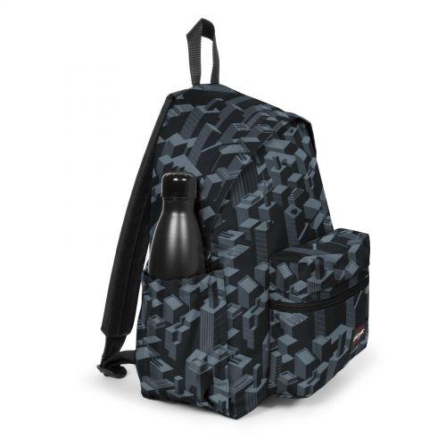 Padded Zippl'R + Pixel Black Backpacks by Eastpak
