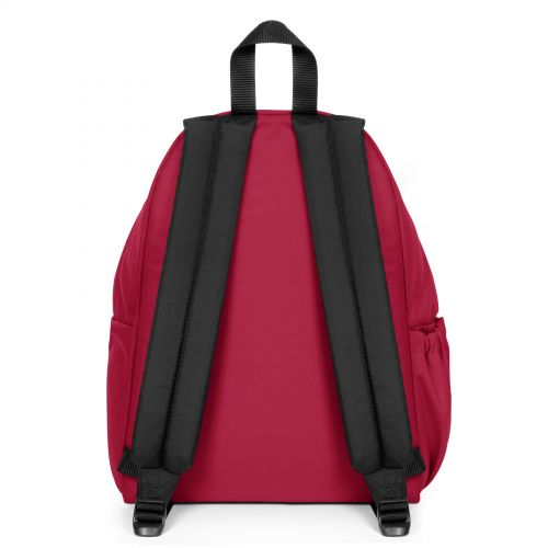 Padded Zippl'R + Rooted Red Backpacks by Eastpak