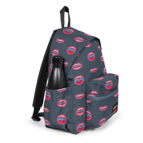 Padded Zippl'R + Wall Art Mouth Backpacks by Eastpak