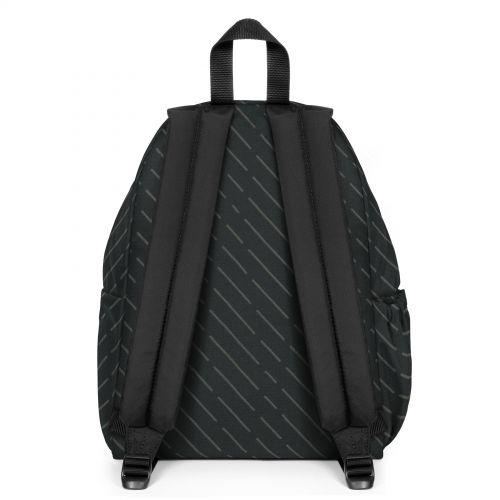 Padded Zippl'R + Geo Stripe Backpacks by Eastpak