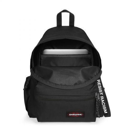 Padded Zippl'r + Resist Racism Backpacks by Eastpak