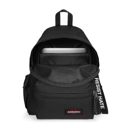 Padded Zippl'r + Resist Hate Backpacks by Eastpak