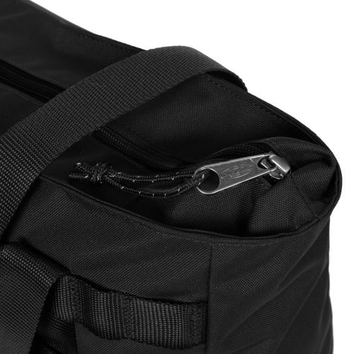 Fox Strapped Black Shoulderbags by Eastpak