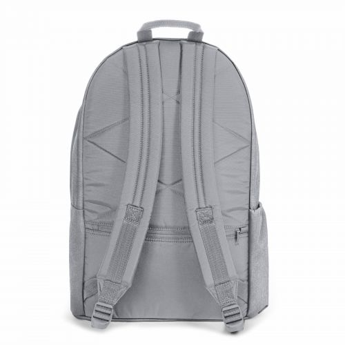 Padded Double Sunday Grey Default Category by Eastpak