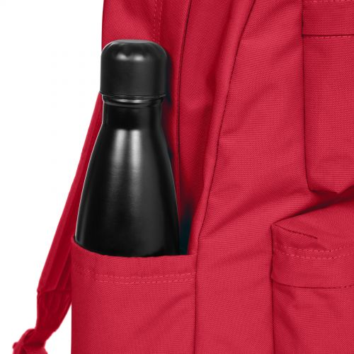 Padded Double Sailor Red Backpacks by Eastpak