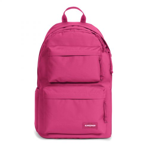 Padded Double Pink Escape Backpacks by Eastpak - view 1
