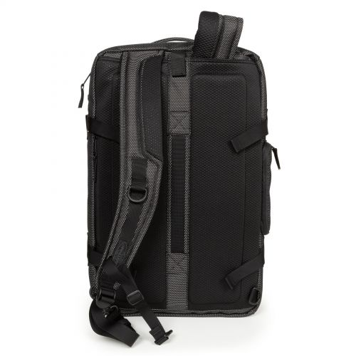 Tranzpack Cnnct Cnnct Melange Luggage by Eastpak