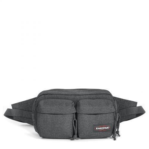 Bumbag Double Black Denim Default Category by Eastpak