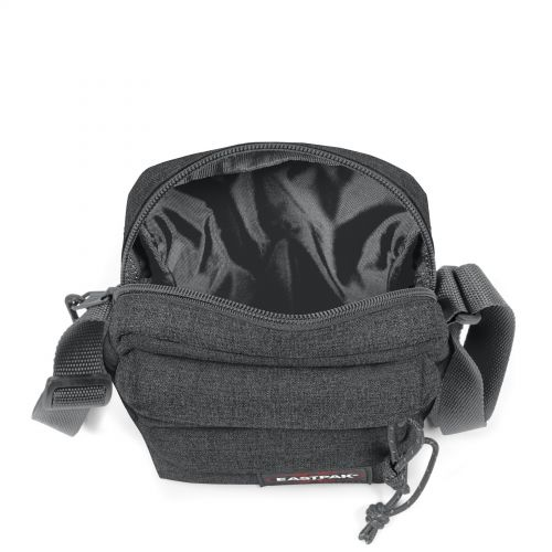 The One Doubled Black Denim Default Category by Eastpak
