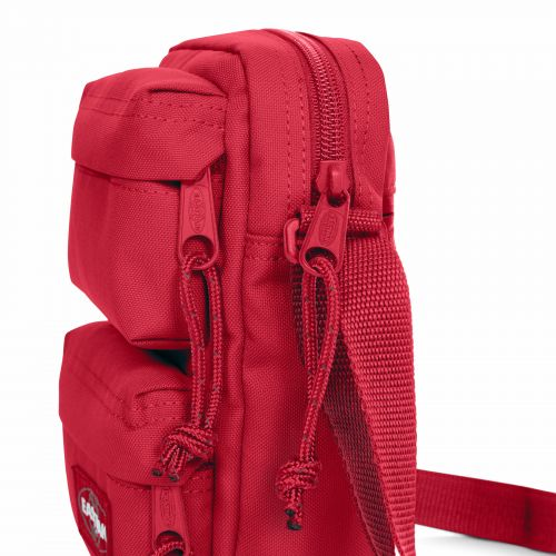 The One Doubled Sailor Red Shoulderbags by Eastpak