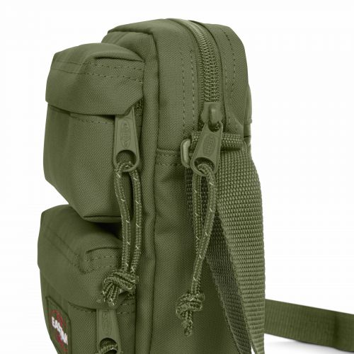 The One Doubled Dark Grass Default Category by Eastpak